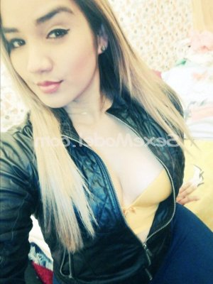 Syrina massage sexe escorte lovesita