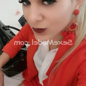 Laurela massage trans à Nice