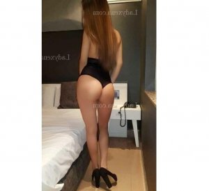 Pierine massage trans